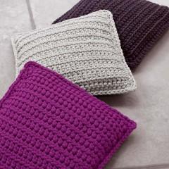 Picot cushion